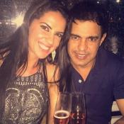 Zezé Di Camargo esclarece ida a bordel com Graciele Lacerda: 'Espectadores'