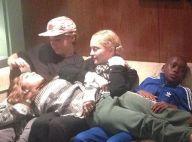 Madonna faz as pazes com filho Rocco, de 15 anos, e os dois vão ao teatro juntos