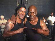 Ronaldinho Gaúcho estreia em filme de Hollywood com Myke Tyson: 'Imensurável'