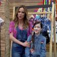 Ana Furtado se diverte com 'É de Casa' tendo como tema festa junina