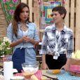 Patricia Poeta segue sendo criticada por magreza: 'Come um canjicão', disse um seguidor
