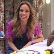 Patricia Poeta ganha dica dos fãs para engordar no 'É de Casa':'6 maçãs do amor'
