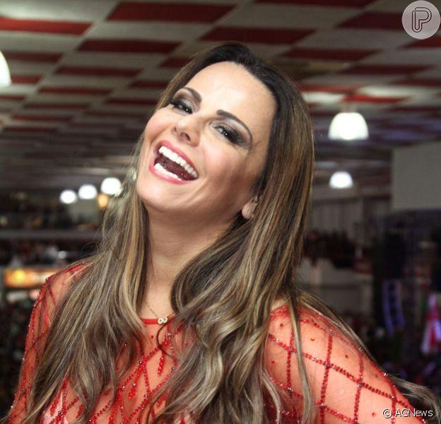 Além do carnaval, Viviane Araújo também se prepara para viver novo desafio na TV