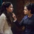 Em 'Escrava Mãe', Gabriela Moreyra é Juliana e sua rival é Maria Isabel, personagem de  Thais Fersoza