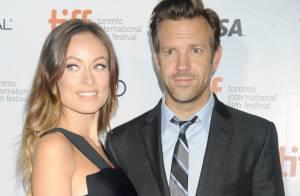 Olivia Wilde anuncia gravidez do primeiro filho com o noivo, Jason Sudeikis