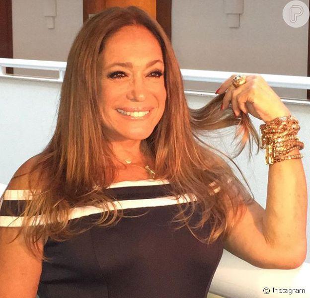 Susana Vieira assume namoro um ano após separação com Sandro Pedroso: 'Graças a Deus'