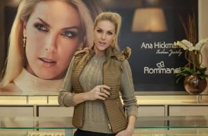 Ana Hickmann reforça cuidados em primeiro evento após atentado: '25 seguranças'