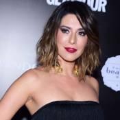 Fernanda Paes Leme faz cirurgia na orelha: 'Abriu por causa do peso dos brincos'