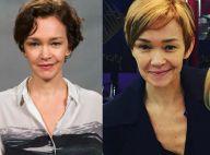 Julia Lemmertz adota cabelo loiro com corte estilo joãozinho para novo trabalho