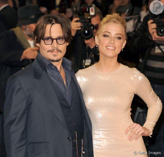 Johnny Depp teve ataque de raiva com Amber Heard, diz amiga da modelo em entrevista divulgada nesta quarta-feira, dia 08 de junho de 2016