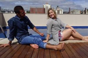 Ex-BBB16 Cacau comemora primeiro Dia dos Namorados com Matheus: 'Quero casar'
