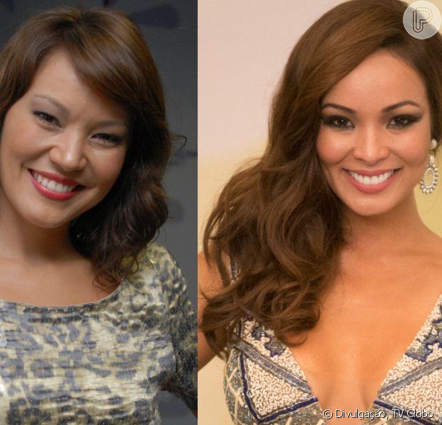 Geovanna Tominaga reclama de ter perdido papel para Carol Nakamura em novela 'Sol Nascente'