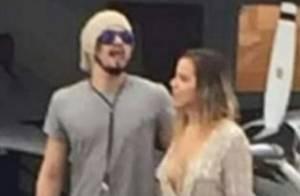 Luan Santana é visto com loira após término de namoro com Jade Magalhães. Fotos!