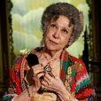 O último trabalho de Fernanda Montenegro na televisão foi na novela 'Saramandaia'