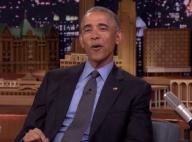 Barack Obama surpreende e canta 'Work', de Rihanna, em programa de TV. Vídeo!