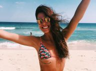 Mariana Goldfarb, namorada de Cauã Reymond, posa de biquíni após viagem:'Acabou'