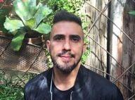 André Marques rebate críticas após novo corte de cabelo: 'Não estou nem aí!'