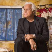 Antonio Fagundes comenta críticas a visual em 'Velho Chico': 'Reflete o Brasil'