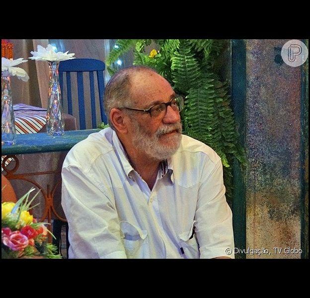 Walther Negrão, autor da novela 'Sol Nascente', sofreu um segundo AVC (Acidente Vascular Cerebral), no final do mês passado, mas não teve sequelas e deve ter alta ainda esta semana, diz a colunista Patricia Kogut, do jornal 'O Globo', nesta terça-feira, 14 de junho de 2016