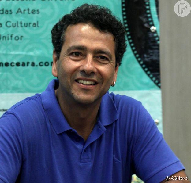 Marcos Palmeira negou que irá se candidatar ao governo do estado do Rio de Janeiro (30 de outubro de 2013)
