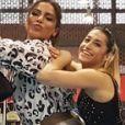 Daniele Hypólito irá usar coreografias de Anitta nas Olimpíadas
