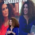 Fátima Bernardes chegou a ser comparada com a atriz Taís Araújo nesta terça-feira, 14 de junho de 2016