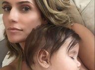 Deborah Secco não teme pela exposição da filha nas redes sociais: 'Orgulho dela'