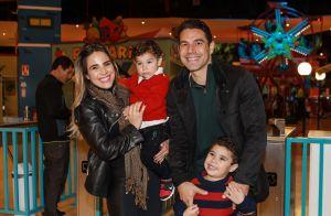 Wanessa celebra os 2 anos do filho João Francisco com festa em São Paulo. Fotos