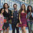 A novela 'Haja Coração' vai ser gravada em São Paulo durante as Olímpiadas