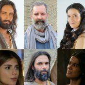 Final de 'Os Dez Mandamentos': Arão, Hur, Miriã, Ana, Zelofeade e Abigail morrem