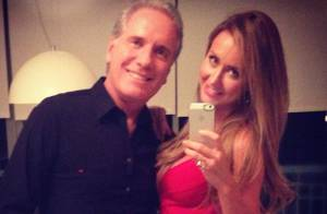 Record não quer nova namorada de Roberto Justus circulando pela emissora