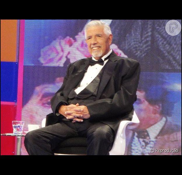 Rubén Aguirre, o professor Girafales da série 'Chaves', morreu aos 82 anos
