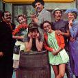 Rubén Aguirre, o professor Girafales da série 'Chaves, morreu aos 82 anos