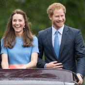 Kate Middleton ajuda cunhado, Harry, a escolher namorada: 'Cumplicidade grande'
