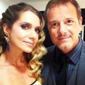 Leticia Spiller e Marcello Novaes voltam a ser um casal na novela 'Sol Nascente'