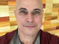 Edson Celulari posa careca após anunciar tratamento de câncer: 'Vida que segue'