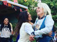 Ana Maria Braga promove festa junina para equipe do 'Mais Você' em sua fazenda