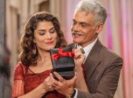 Novela 'Êta Mundo Bom!': Diana pede a casa de Severo como prova de amor