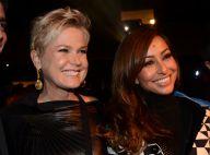 Xuxa e Sabrina Sato se encontram na estreia de 'Os Dez Mandamentos - O Musical'