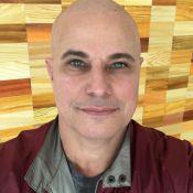 Edson Celulari reagiu bem após primeira sessão de quimioterapia: 'Sem enjoo'