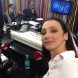 Sabrina Parlatore contou que lutou contra um câncer de mama em 2015, no programa 'Morning Show', da Rádio Jovem Pan