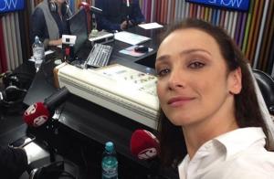 Sabrina Parlatore comenta luta contra câncer de mama: 'Você não se reconhece'