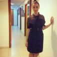 Sabrina Parlatore descobriu a doença em 2015 e enfrentou duro tratamento