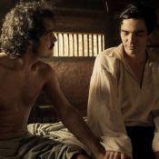 Ricardo Pereira confirma cenas quentes com Caio Blat em 'Liberdade': 'Intenso'