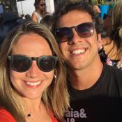 Fernanda Gentil fala do fim de casamento em livro: 'Não estava legal há tempos'