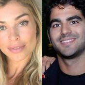 Grazi Massafera e Patrick Bulus viajaram para Miami e estão juntos há 2 semanas
