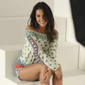Mariana Rios brilha em ensaio de moda após término de namoro com Patrick Bulus