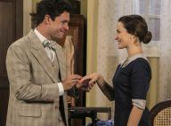 Novela 'Êta Mundo Bom!': Maria decide reatar o noivado com Celso