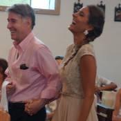 Eike Batista faz 57 anos e ganha carinho de Flavia Sampaio: 'Grande amor'