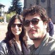 Allan Souza Lima é ex-namorado da atriz Helena Ranaldi
